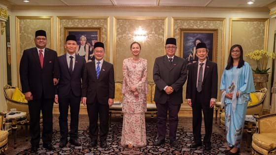 New board of IChemE in Malaysia pays courtesy visit to its Royal Patron