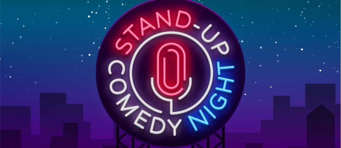 Online Comedy Night