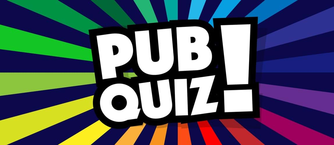 Webinar: IChemE North West Pub Quiz 2021