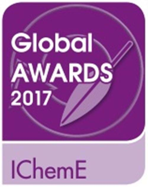 Finalists announced for IChemE's Global Awards 2017 - IChemE